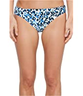 Splendid - Tropic Spots Reversible Retro Bikini Bottom