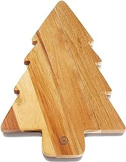 Martha Stewart Holiday Tree Cutting Board