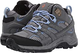 cc0cac24846 Merrell kids moab ventilator lace 2 toddler youth walnut + FREE ...