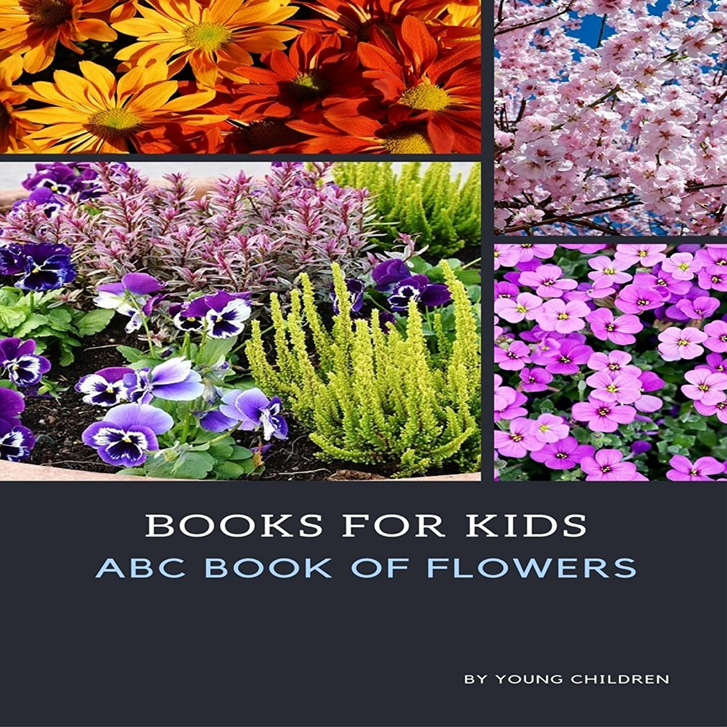天国急いで恨みBOOKS FOR KIDS: ABC BOOKS OF Flowers (Kids Books, Children's Books,Bedtime Stories For Kids Ages 4-8) (English Edition)