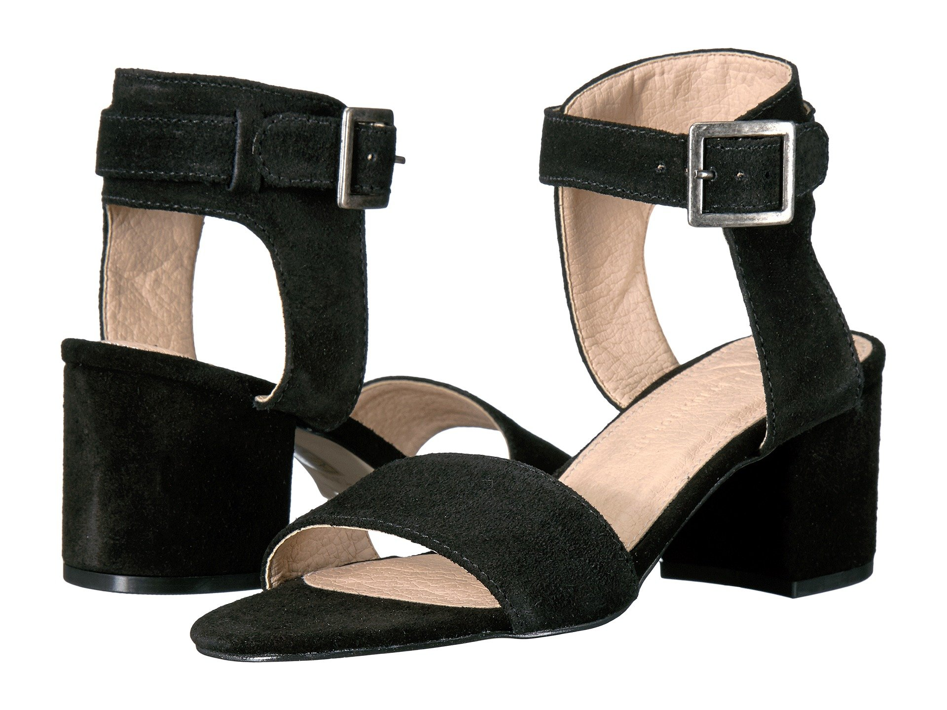 LFL BY LUST FOR LIFE Saxon, Black Suede