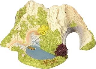 Noch 34660 Tunnel 1-TRK W/Lake Curved N Scale  Model Kit