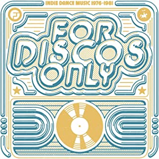 For Disco Only: Indie Dance Music From Fantasy & Vanguard Records
