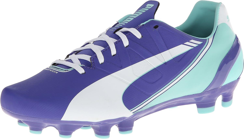 Direct store PUMA Women's evoSPEED 4.3 Shoe Firm-Ground Ranking TOP18 Soccer
