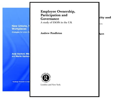 Routledge Research in Employment Relations (49 Book Series)