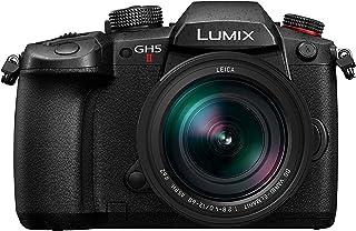 Panasonic Lumix GH5M2L | Hybride camera Expert + lens Panasonic Leica 12-60 mm (sensor 4/3 20,3 MP, dubbele staaf, C4K 60...