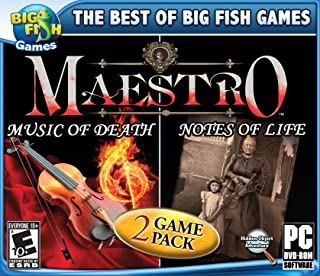 Maestro: Music of Death & Maestro: Notes of Life 2 Pack - PC