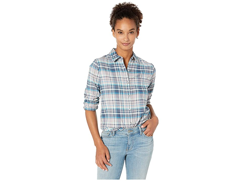 Mountain Hardwear Karsee Litetm Long Sleeve Shirt (Zinc) Women