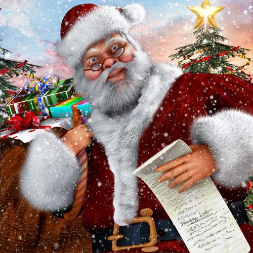 Virtual Santa Adventure City Real Hero Family Simulator 3D: Happy Family Sim emocionantes juegos de aventura gratis para niños 2018