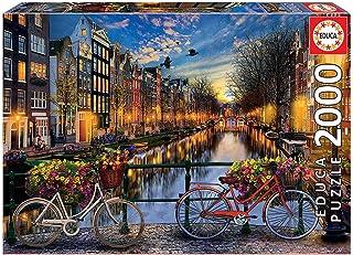 Educa Borrás - 17127.0 - Puzzle - Amsterdam - 2000 Pièces
