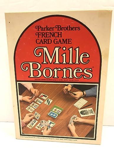 punto de venta Classic Card Auto Racing Game Mille Mille Mille Bornes Vintage 1971 Edition by Parker Brojohers  Hay más marcas de productos de alta calidad.