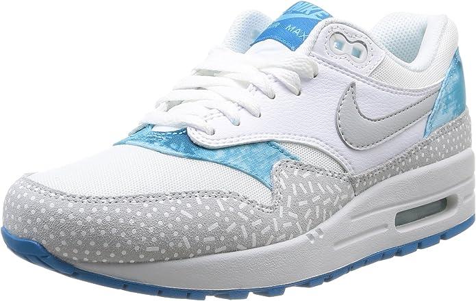Nike WMNS Air Max 1 Print, Chaussures pour Le Sport et Les Loisirs en extÉrieur Femme