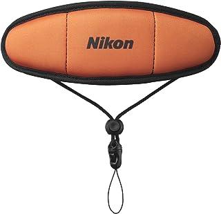 Nikon フロートストラップ コンパクト用 シンプル オレンジ FTST1OR