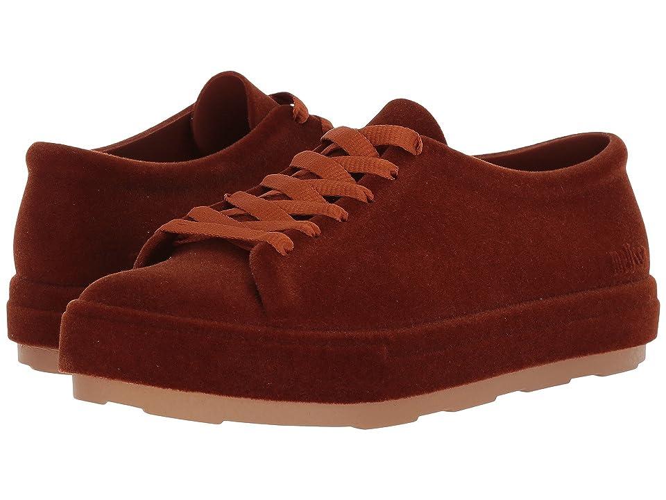 Melissa Shoes Be Flocked (Brown/Black) Women