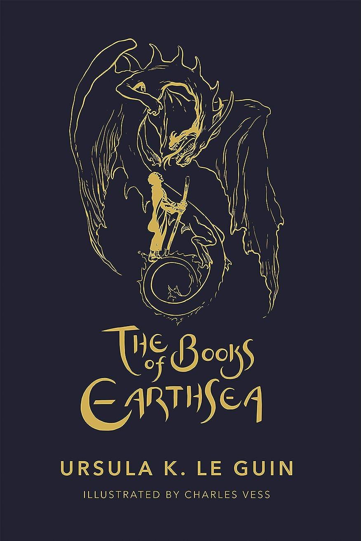 政令おそらく本物The Books of Earthsea: The Complete Illustrated Edition (English Edition)