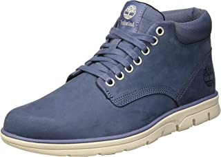 540abec179269 Timberland Men's Bradstreet Leather Sensorflex Chukka Sneakers