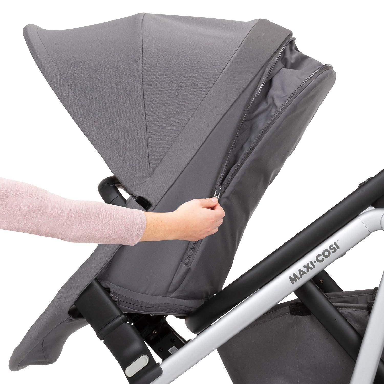 Maxi-Cosi Lila Modular Stroller Duo Seat Kit, Nomad Grey, One Size