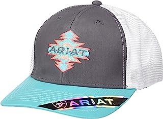 ARIAT Aztec Logo Ball Cap