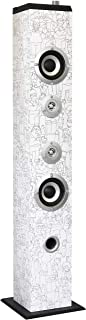 comprar comparacion Metronic 477491 Torre de Sonido Bluetooth Simpsons 160 W, Toma para Tarjeta SD, Toma USB, 2 tweeters, 2 boomers, Toma Jack...