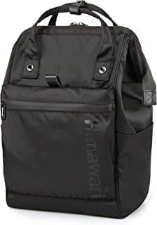 Travel Backpack Laptop Backpack Large Diaper Bag Doctor Bag Backpack School Backpack for Women&Men (FSO-H001 Black)