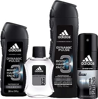 adidas Dynamic Pulse 4 Piece Gift Set