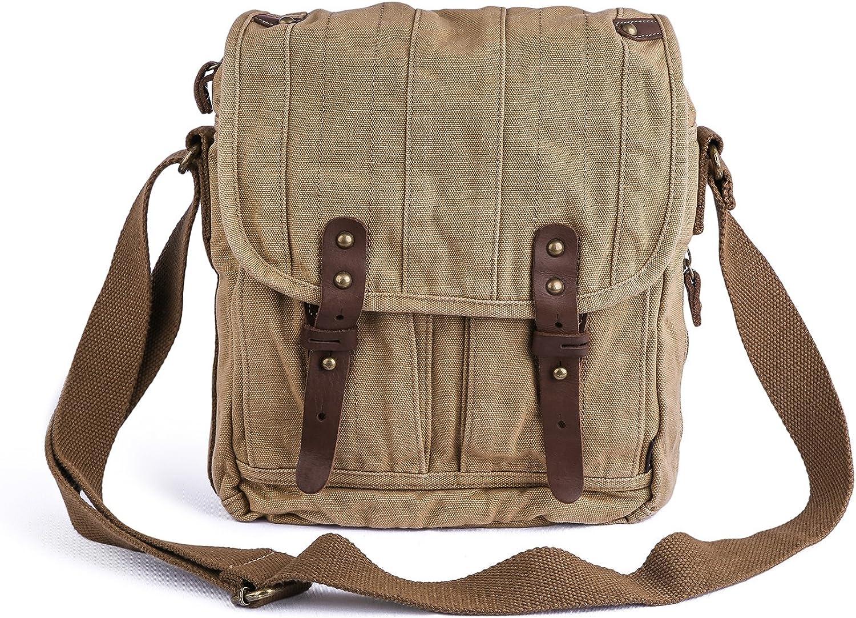 Gootium Canvas Shoulder Purse - New Shipping Free Shipping Satc Small Regular dealer Messenger Vintage Bag