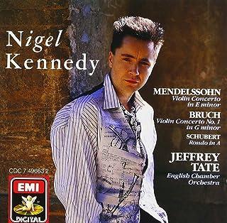 Conciertos Violin-Kennedy-Tate