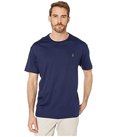Polo Ralph Lauren Classic Fit Soft Cotton T-Shirt (French Navy) Men