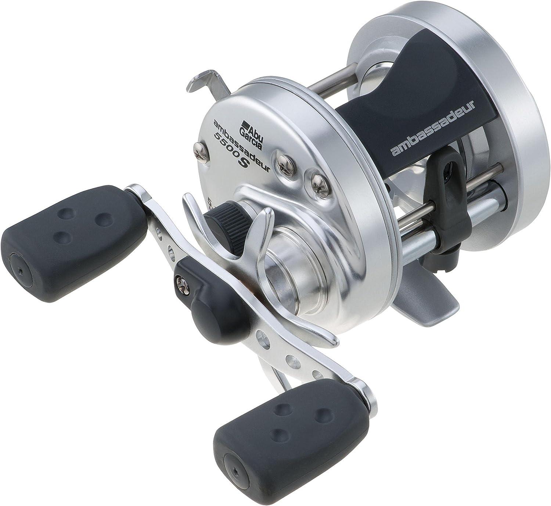 Abu Garcia AMBS5500 AMBS5500 Round Baitcasting Fishing Reel 1292732