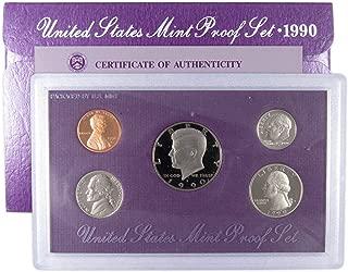 1990 S US Proof Set Superb Gem Uncirculated