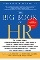 The Big Book of HR, 10th Anniversary Edition Kindle Edition