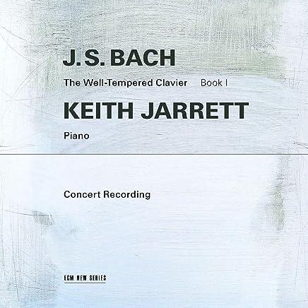 Keith Jarrett - J.S. Bach: The Well-Tempered Clavier, Book I (2019) LEAK ALBUM