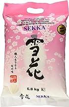 Sekka Extra Fancy Premium Grain Brown Rice - 15lb (White Rice)