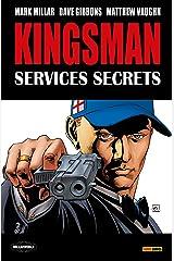 Kingsman - Services secrets Format Kindle