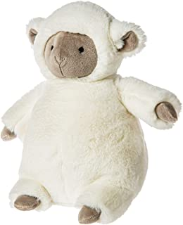 Mary Meyer Luxey Lamb Stuffed Animal Soft Toy, 9-Inches, White Lamb
