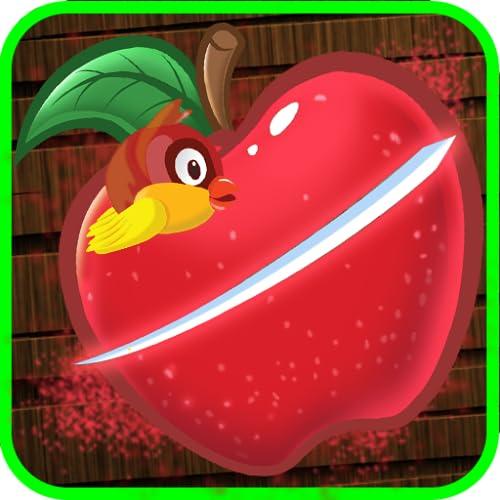 Fruit Cut Ninja - Bird Rescue