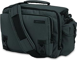 حقيبة كتف للكمبيوتر اللوحي وكاميرا مضادة للسرقة كام سيف Z15، باللون الفحمي من باكسيف