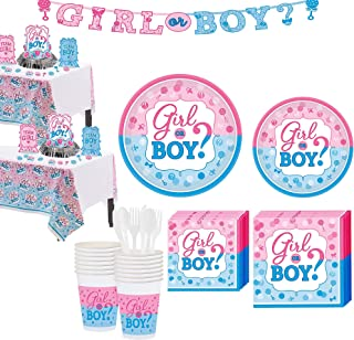 boy or girl party city