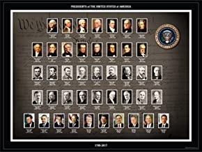 presidents of the united states poster 2017