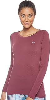 Under Armour Women's UA Hg Armour Long Sleeve T-Shirt