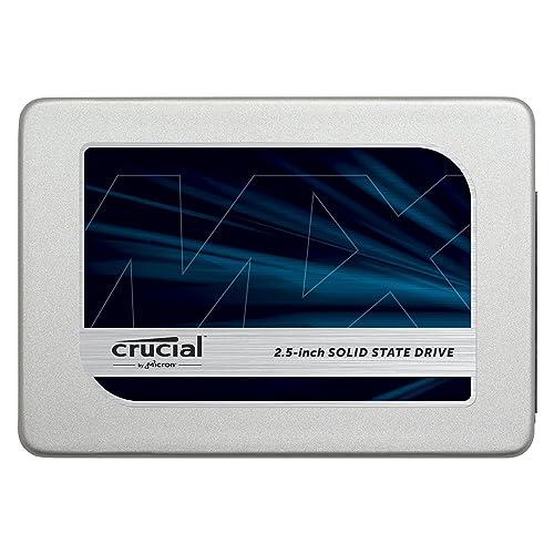 Crucial CT525MX300SSD1 SSD interne MX300 (525Go, 3D NAND, SATA, 2,5 pouces)