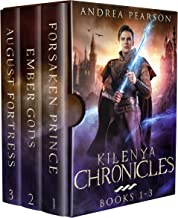 Kilenya Chronicles Books 1-3 (English Edition)