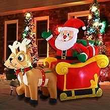 Best santa and deer Reviews