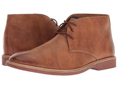 Clarks Atticus Limit (Tan Leather) Men