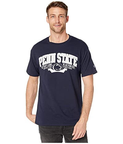 Champion College Penn State Nittany Lions Jersey Tee (Navy 3) Men