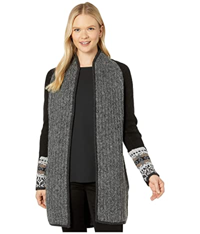 Smartwool CHUP Speren Wrap Sweater (Black) Women