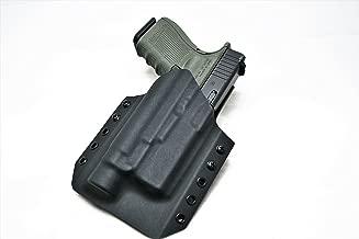 Code 4 Defense Light Bearing Kydex Gun Holster for Glock 19 TLR-1- Glock 19 TLR-1s- Glock 19 TLR-1 HL-