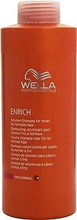 Wella Profesionals Enrich, Champú - 1000 ml.