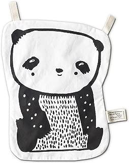 Wee Gallery, Organic Crinkle Toy - Panda
