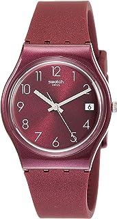 [スウォッチ]SWATCH 腕時計 GentジェントREDBAYA (レッドバヤ) ウィメンズ GR405 レディース 【正規輸入品】